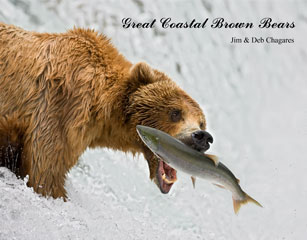 Great Coastal Brown Bears
